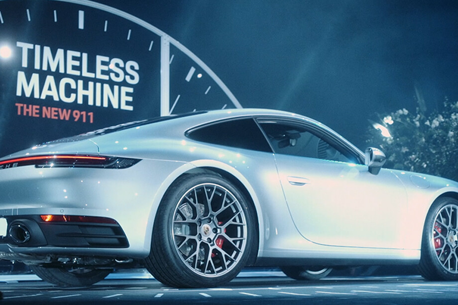 PORSCHE*TIMELESS MACHINE